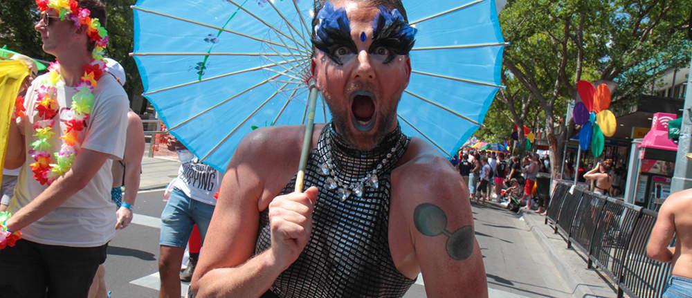 Midsumma Pride March 2019 [Melbourne]
