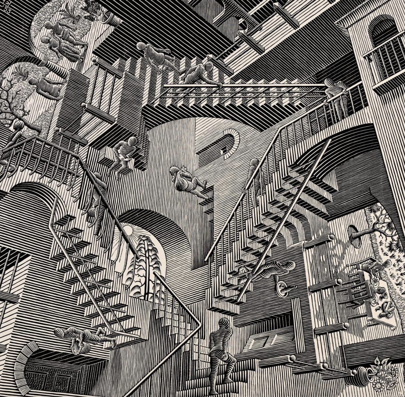M.C. Escher: Illusions, Inventions and Infinity [Melbourne]