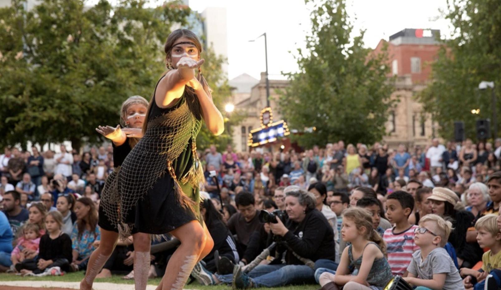 Adelaide Fringe Tindo Utpurndee (Sunset Ceremony) [Adelaide]