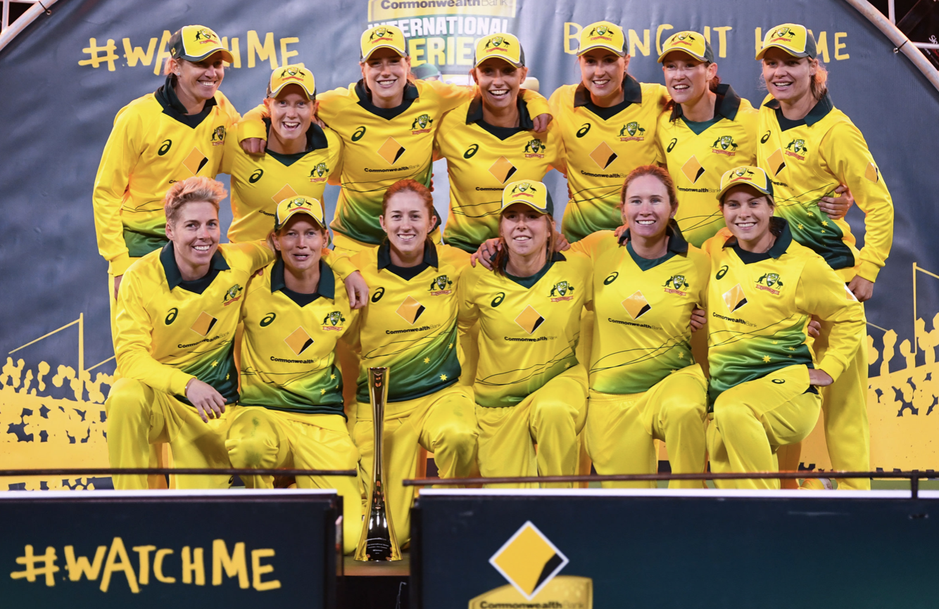 Cricket - Women's ODI - AUS v NZ [Perth]