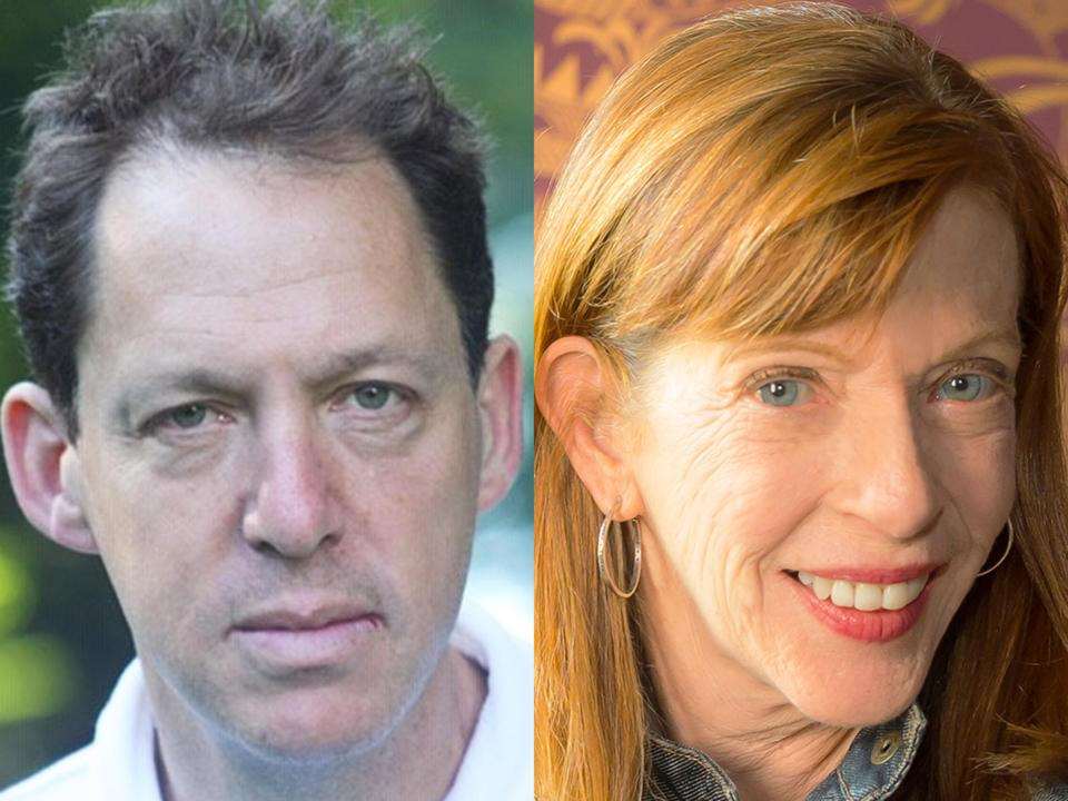 Paul Holdengraber and Susan Orlean on Libraries [Melbourne]