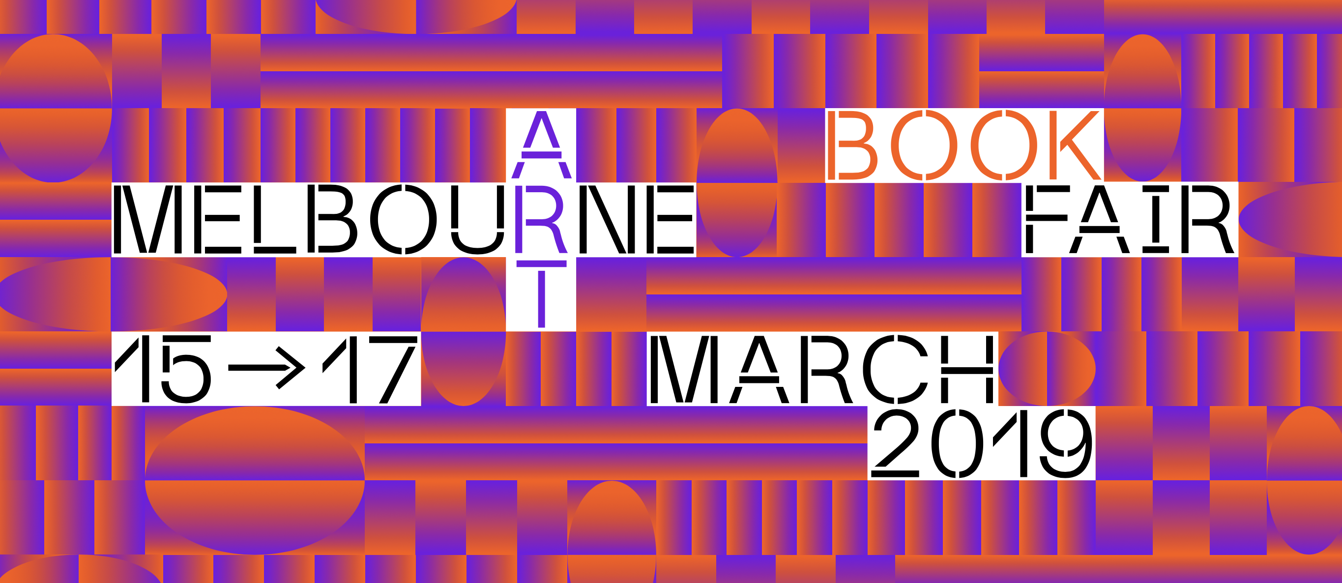 Melbourne Art Book Fair (NGV) [Melbourne]