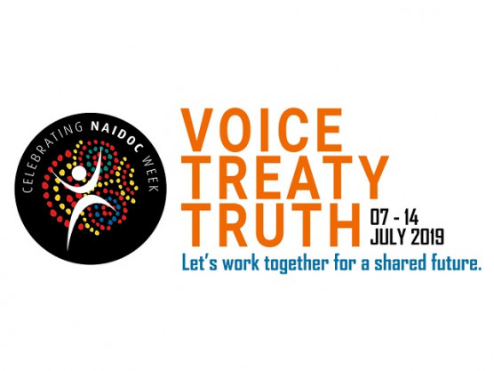 NAIDOC Week Flag Raising [Melbourne]