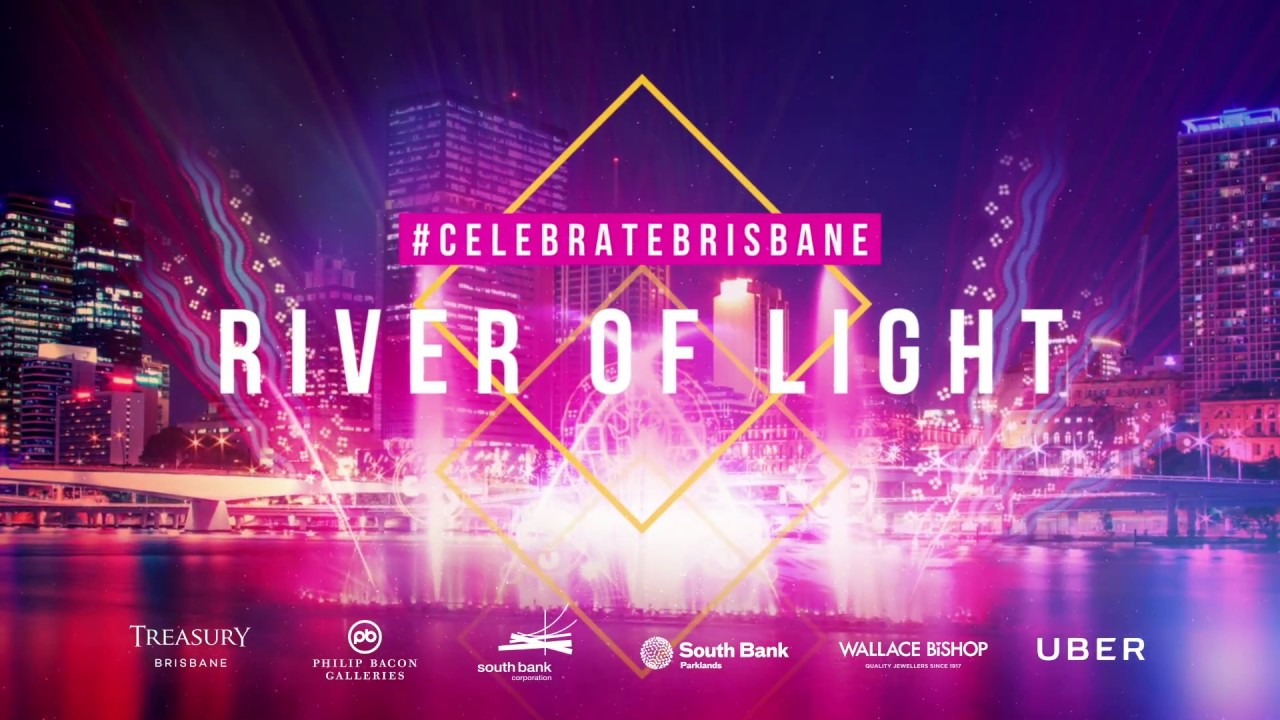 Welcome To Country & River Of Light (Opening night Brisbane Festival) [Brisbane]