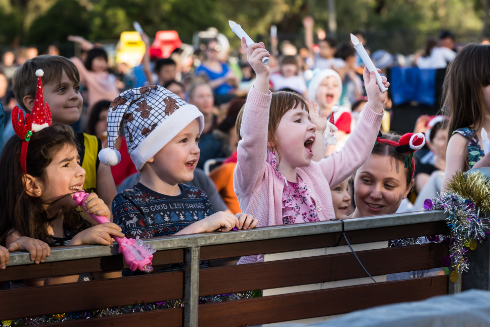 Carols by Candlelight - Banyule City Council [Victoria]