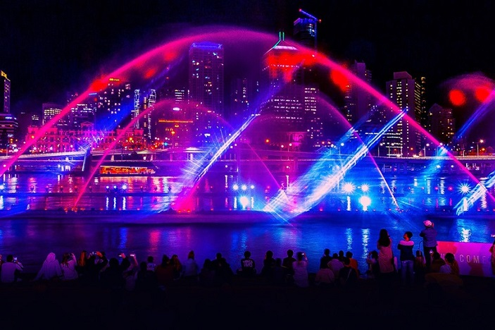 River of Light (Family Day) (Brisbane Festival) [Queensland]