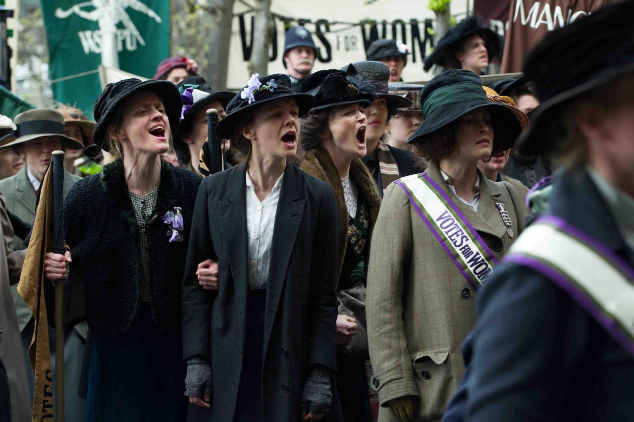 SUFFRAGETTE (Talk - After the film) (NGV) [Melbourne]