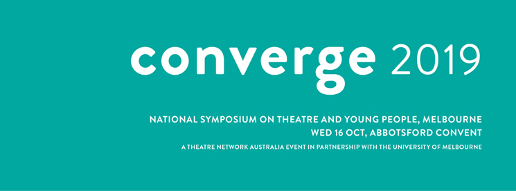 Converge: National Symposium on the Theatre and Young People [Melbourne]