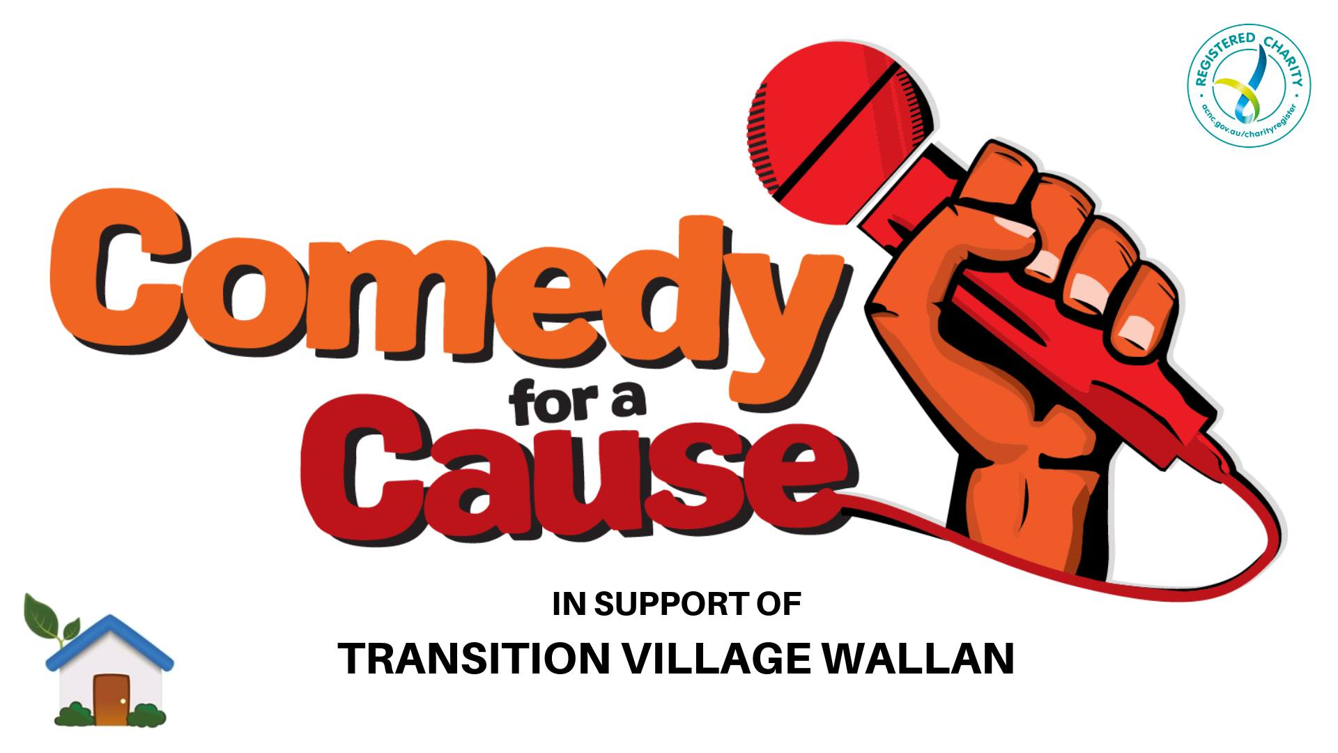 Comedy for a Cause [Melbourne]