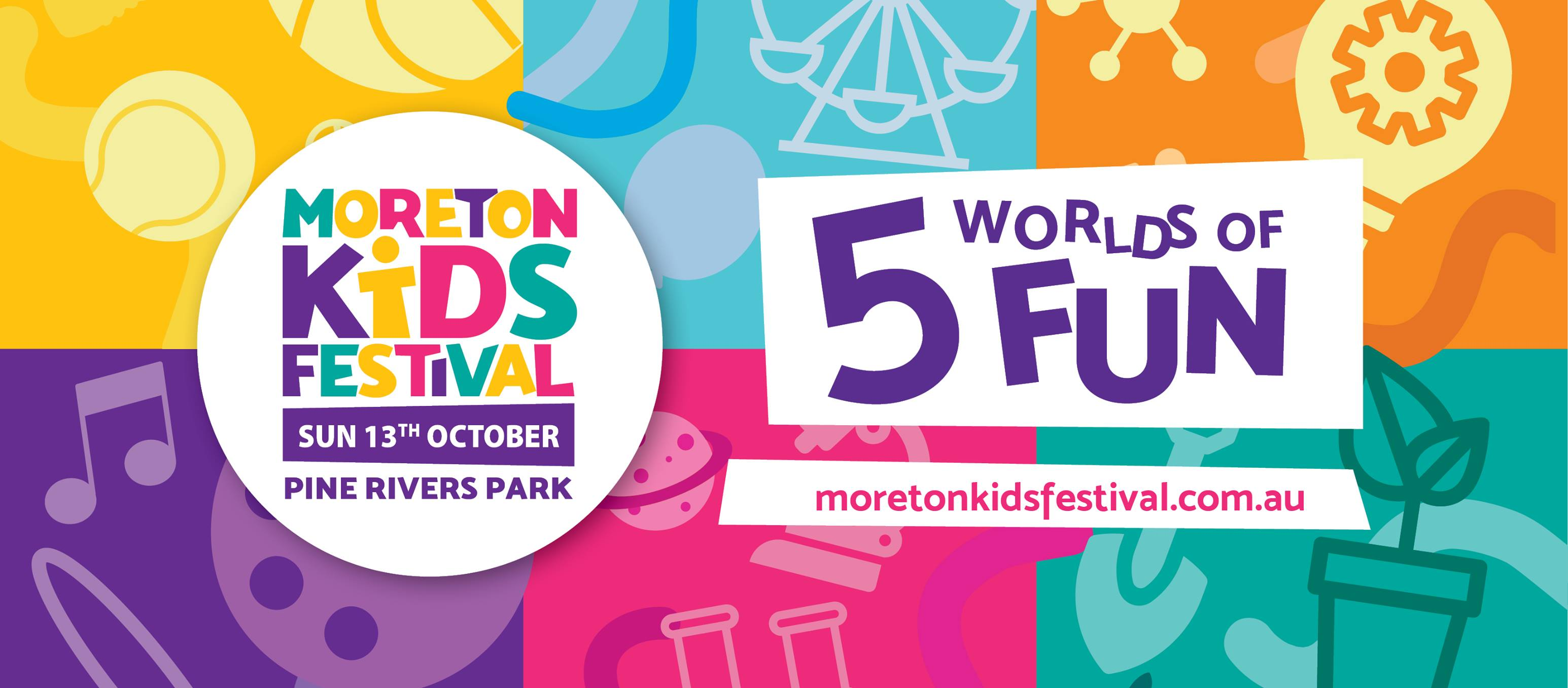 Moreton Kids Festival  2019 [Queensland]