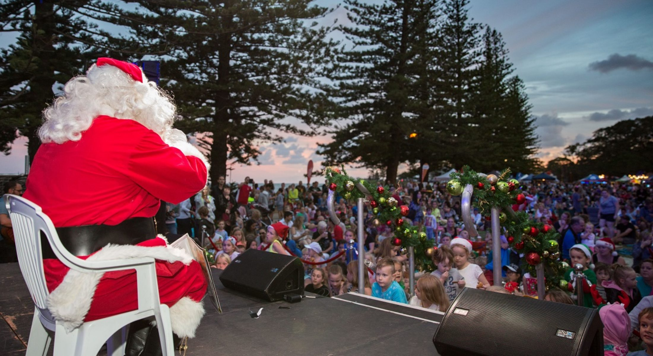 Scarborough Christmas Carols [Queensland]