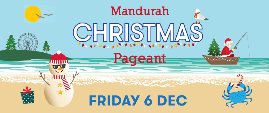 Mandurah Christmas Pageant [Perth]