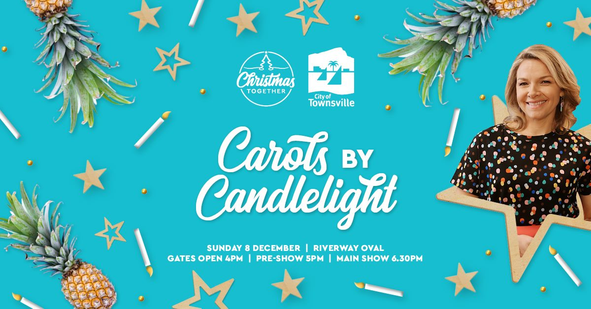 Townsville City Council Carols by Candlelight [Townsville QLD]
