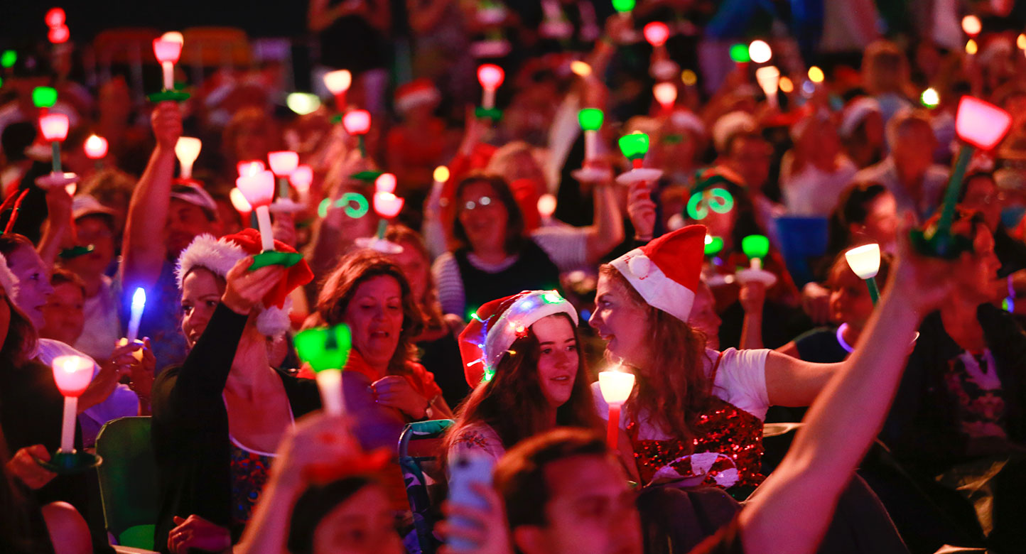 Vision Australia Carols by Candlelight - Sidney Myer Music Bowl [VIC]