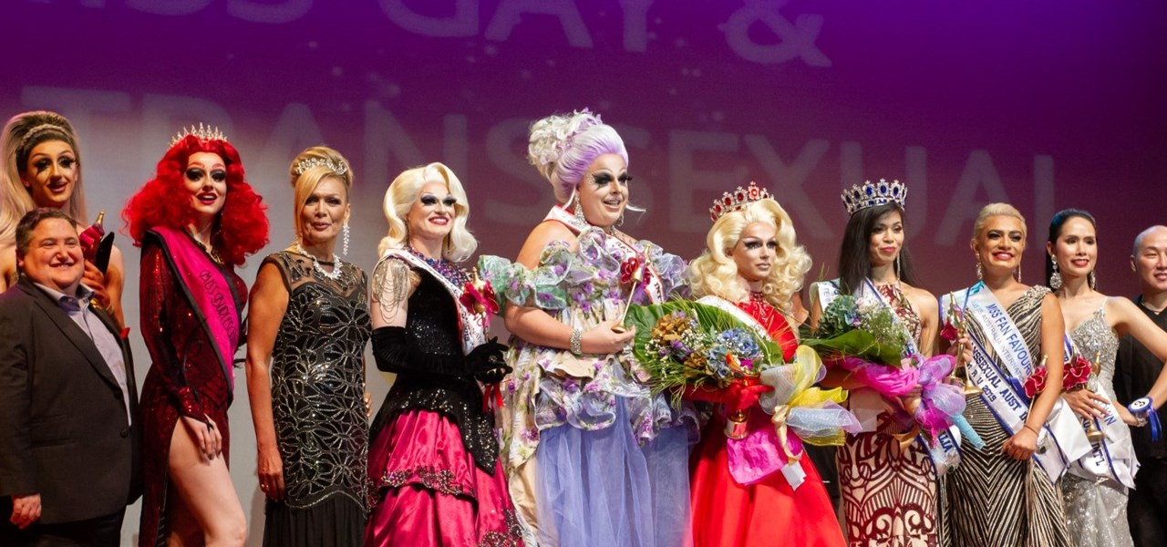 The Miss Gay & Miss Trans Australia 2020 (Midsumma) [Melbourne]