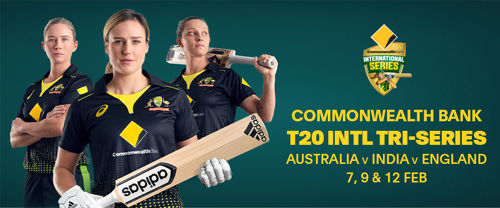 CommBank T20 INTL Tri-Series • Final [Melbourne]