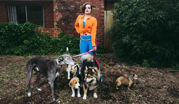 Cancelled - Alice Tovey: Doggo (MICF) [Melbourne]