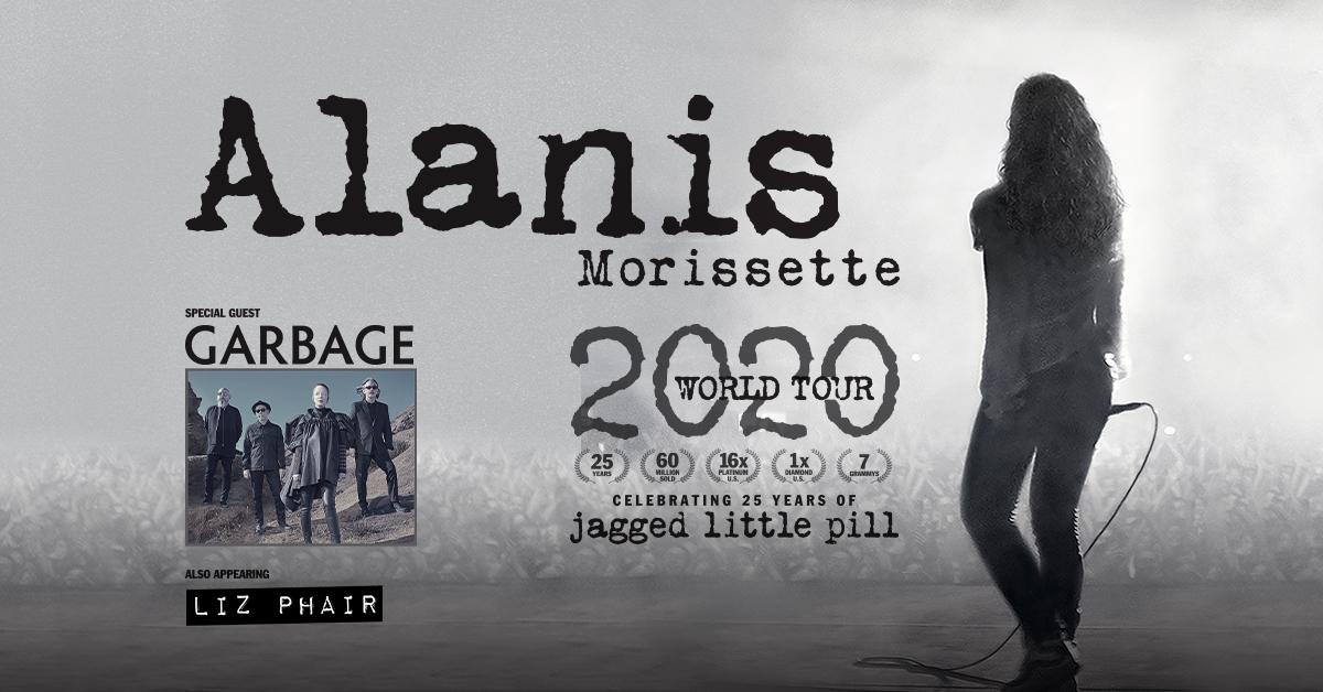 Alanis Morissette [Sydney]