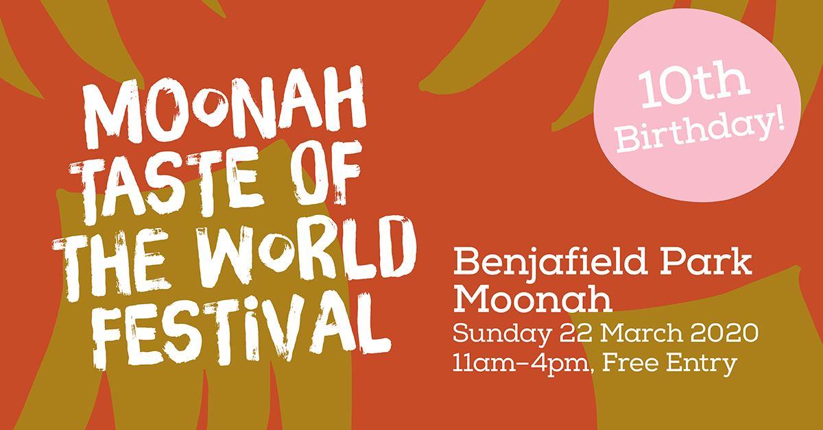 Cancelled - Moonah Taste of the World Festival 2020 [Tasmania]