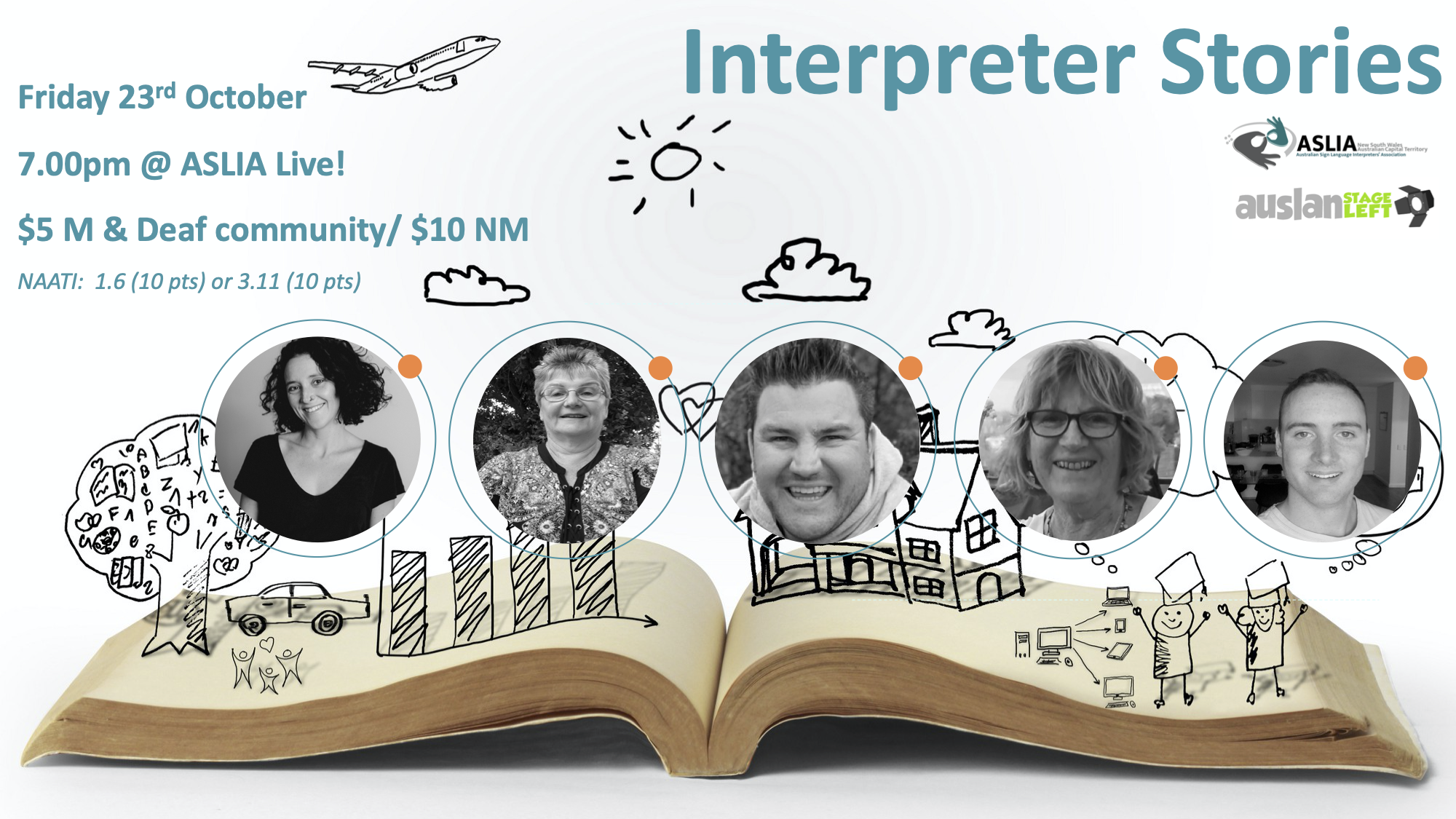 Interpreter Stories 4 (Community Event) [Online]