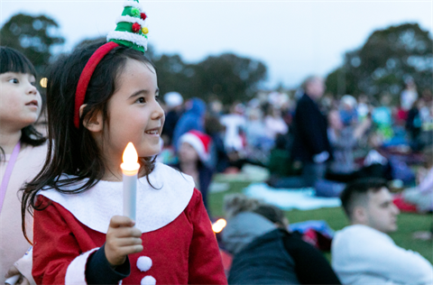 Banyule Carols by Candlelight 2020 [Online]