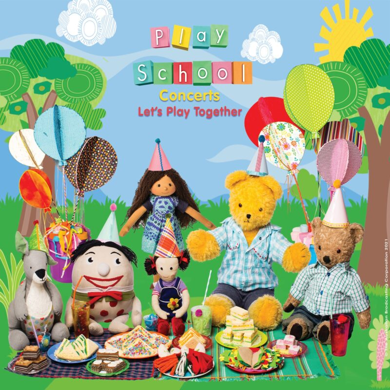 PLAY SCHOOL CONCERT - Let's Play Together [Essendon, VIC]