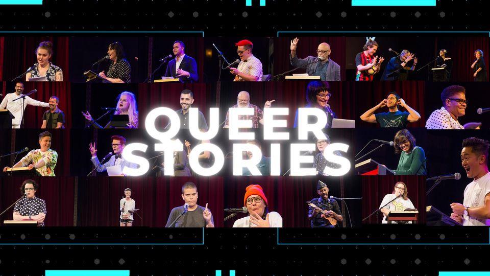 Queerstories [Melbourne]