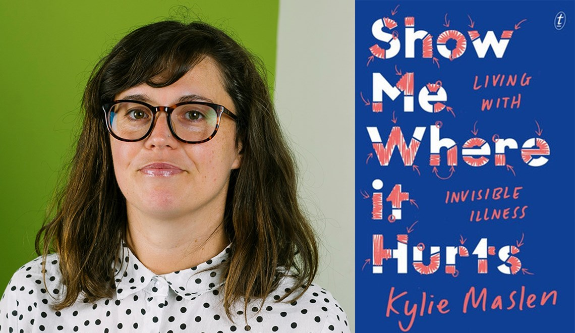 Show Me Where it Hurts(Kylie Maslen) [Adelaide]