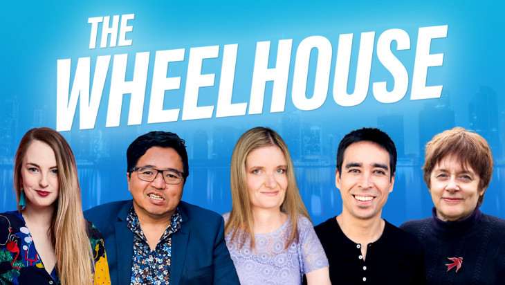 The Wheelhouse (MICF) [Melbourne]