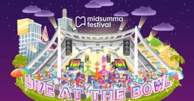 Midsumma Festival Live at the Bowl. [Melbourne]