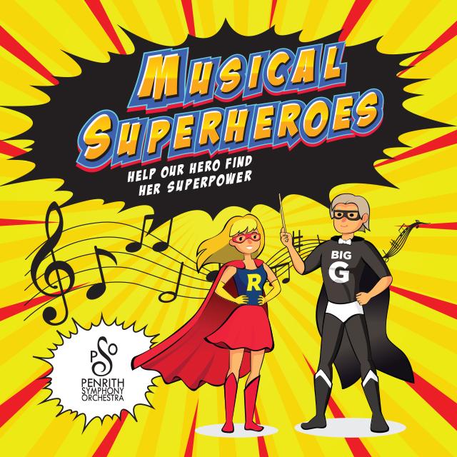 MUSICAL SUPERHEROES (Penrith) [Sydney]