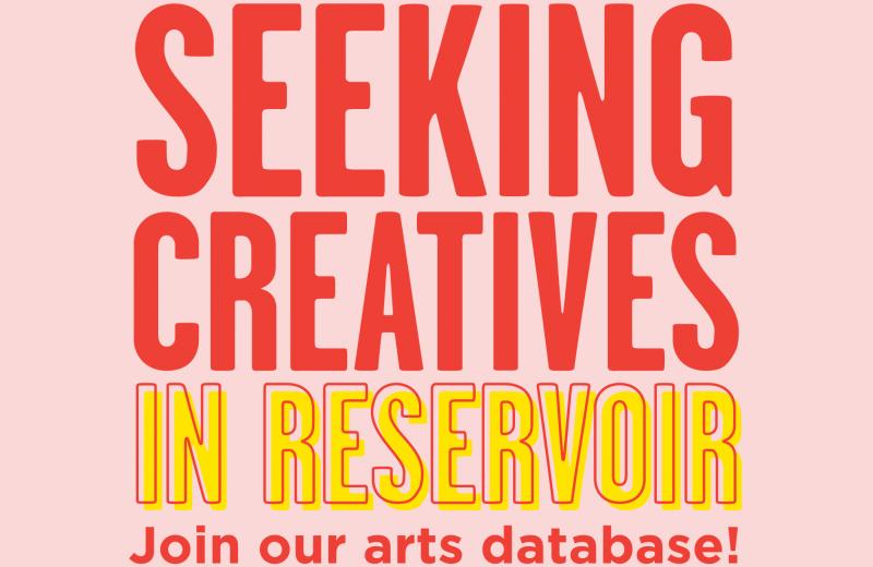 Reservoir Arts - Information Session [Online]
