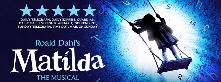 Matilda The Musical [Adelaide]