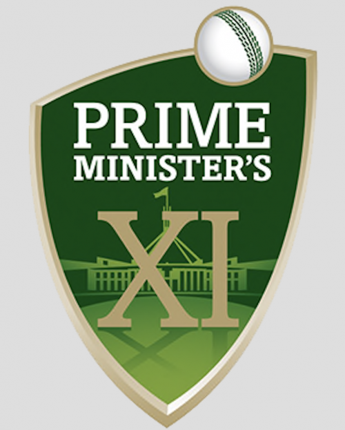 Prime Minister's XI Cricket match [Canberra]