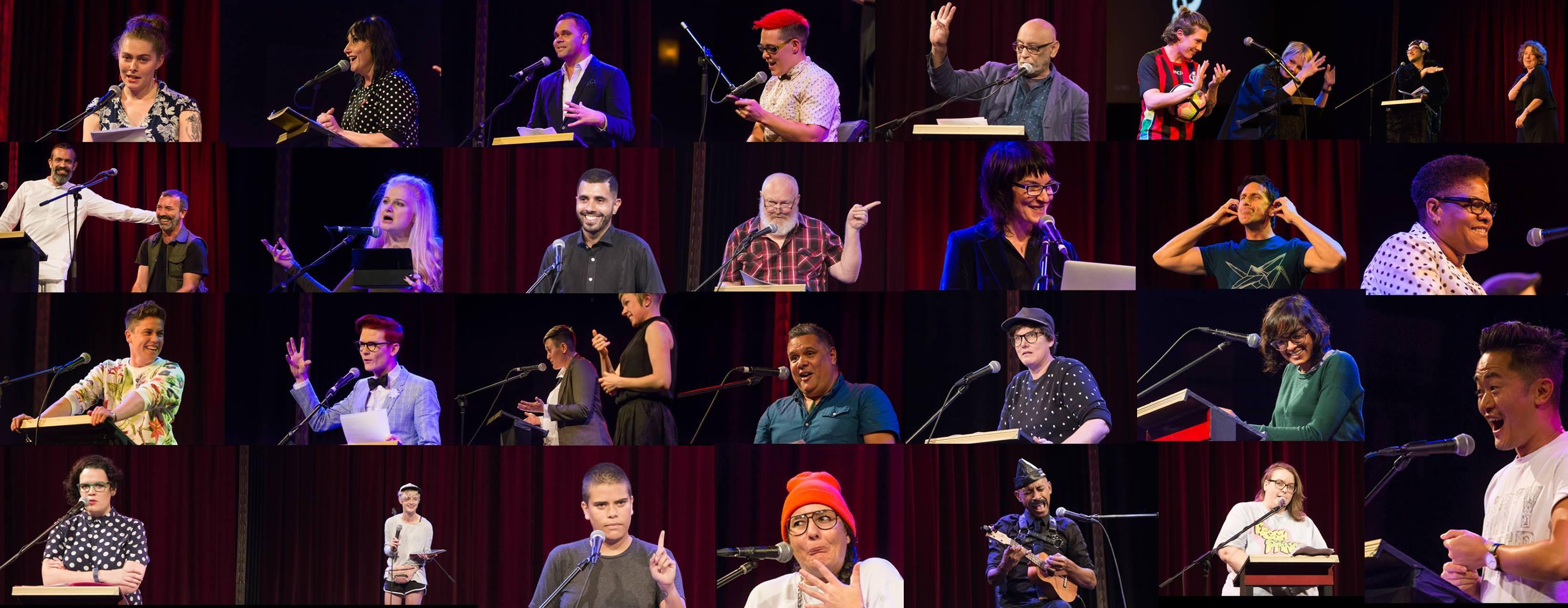 Brisbane Comedy Festival - Queerstories [Brisbane]