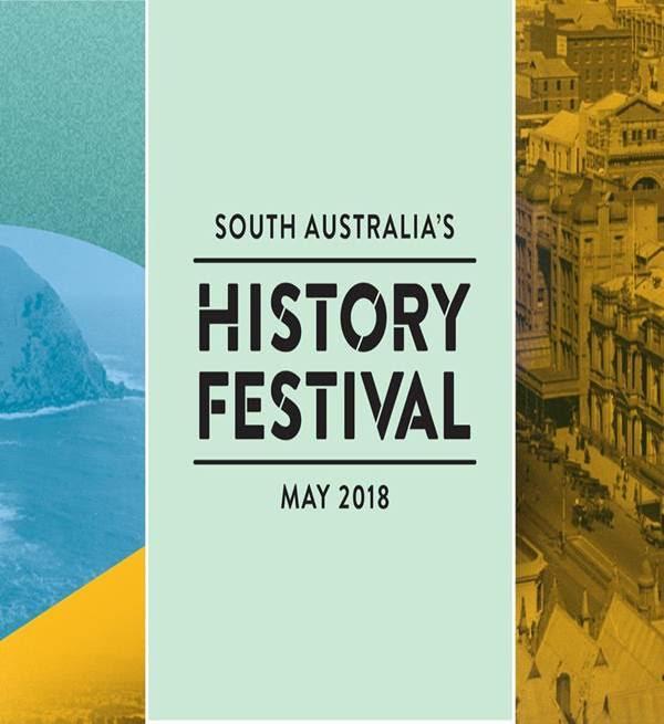 History Festival Launch [Adelaide]