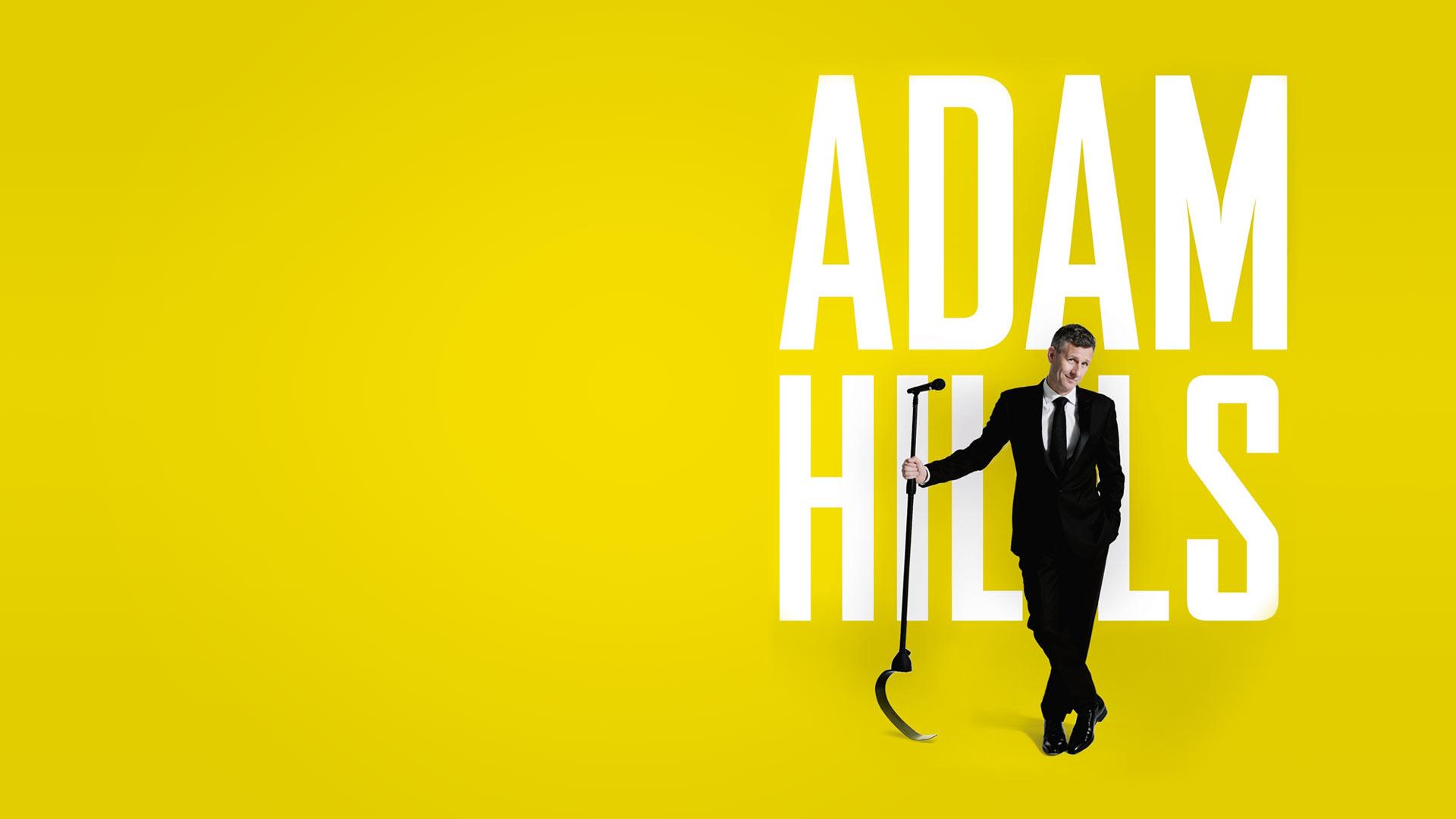 Adam Hills Best Foot Forward [Sydney]
