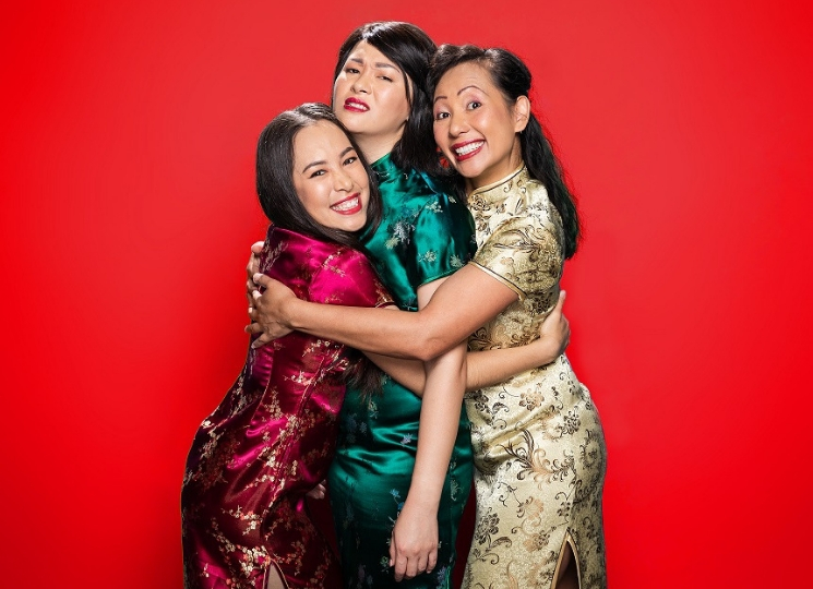 Single Asian Female by Michelle Law [Queensland]