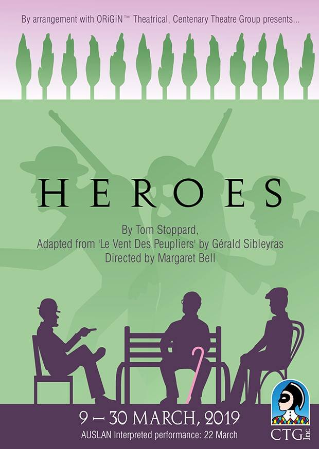 Heroes  [Brisbane]