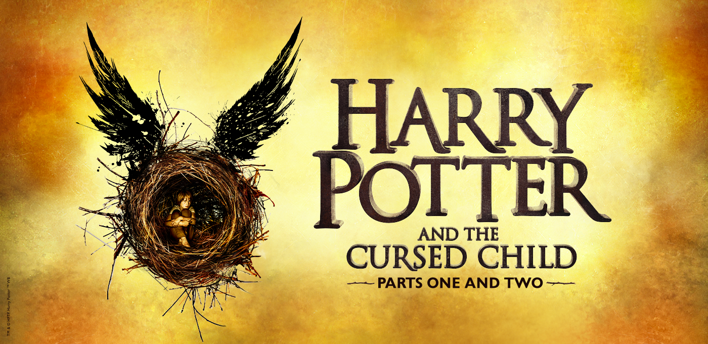 Harry Potter and the Cursed Child Parts One and Two[Melbourne]