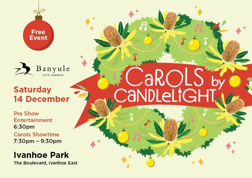 Carols by Candlelight 2019 (Banyule) [Victoria]