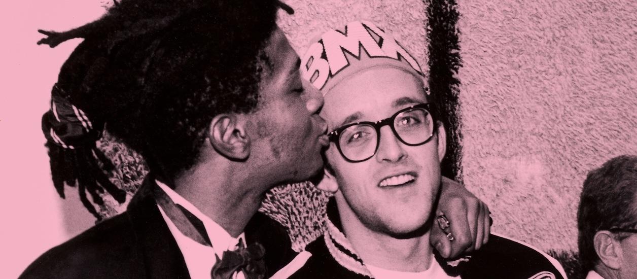 Legacies: Keith Haring & Jean-Michel Basquiat (NGV)  [Melbourne]