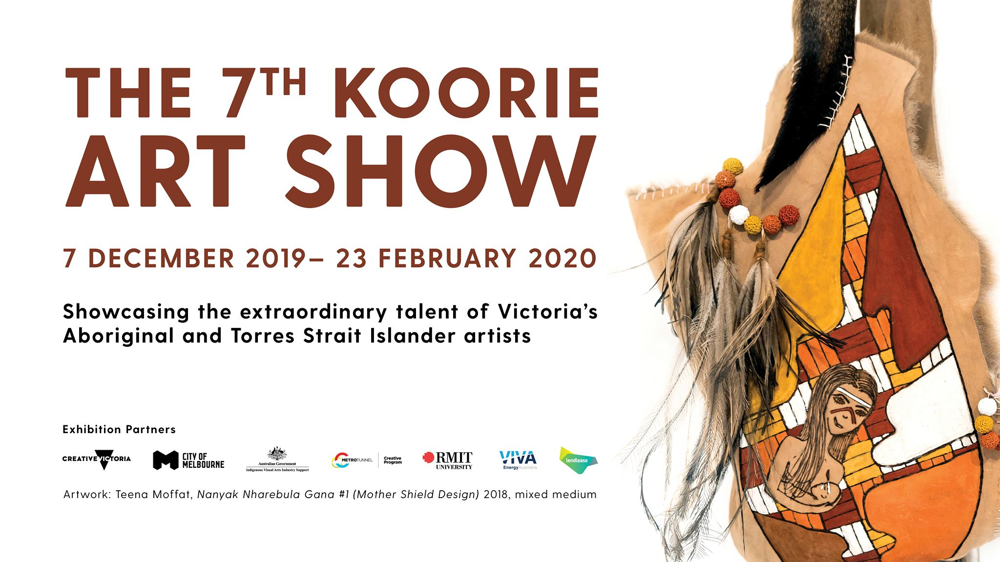 The 7th Koorie Art Show - Launch [Melbourne]