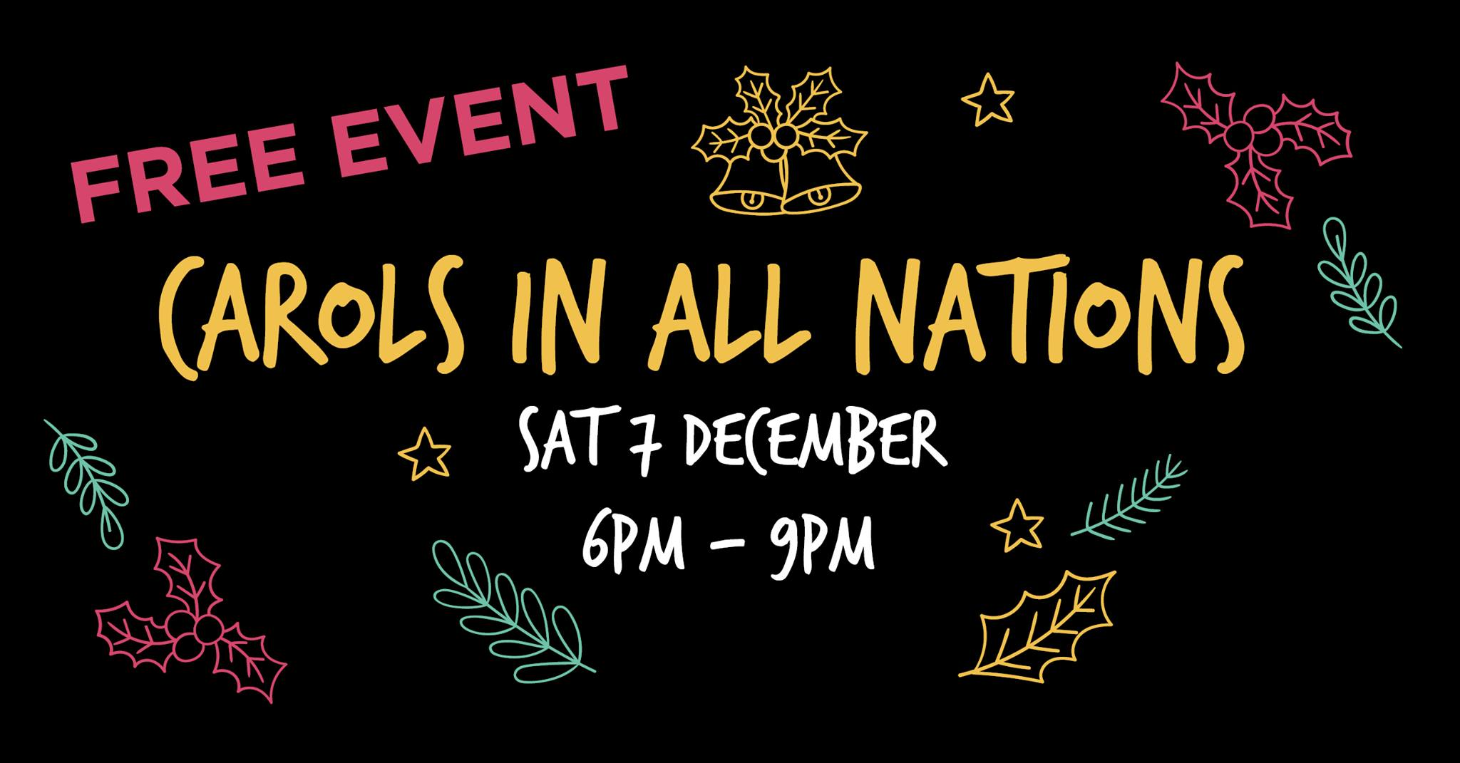 "Darebin Carols In ""All Nations Park"" [Melbourne]"