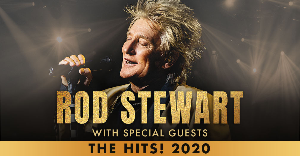 Cancelled - Rod Stewart (Live In Concert) [Canberra, ACT]