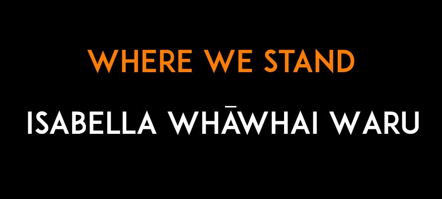Dancehouse / Isabella Wh?whai Waru | Where We Stand [Melbourne]