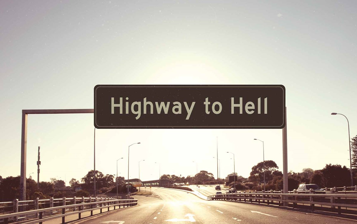 HIGHWAY TO HELL (Perth Festival) [Perth]