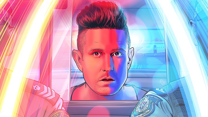 Cancelled - Wil Anderson - Wilegal (MICF) [Melbourne]
