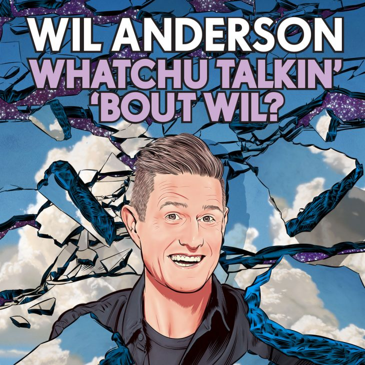 Cancelled - Whatchu Talkin' 'Bout Wil? (MICF) [Melbourne]