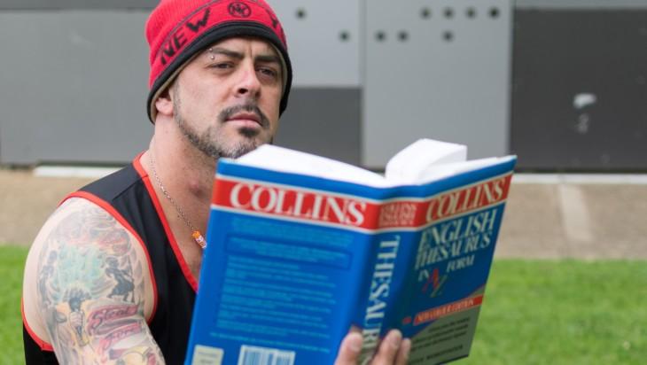 Cancelled - Cy Fahey - Thinking Man's Bogan (MICF) [Melbourne]